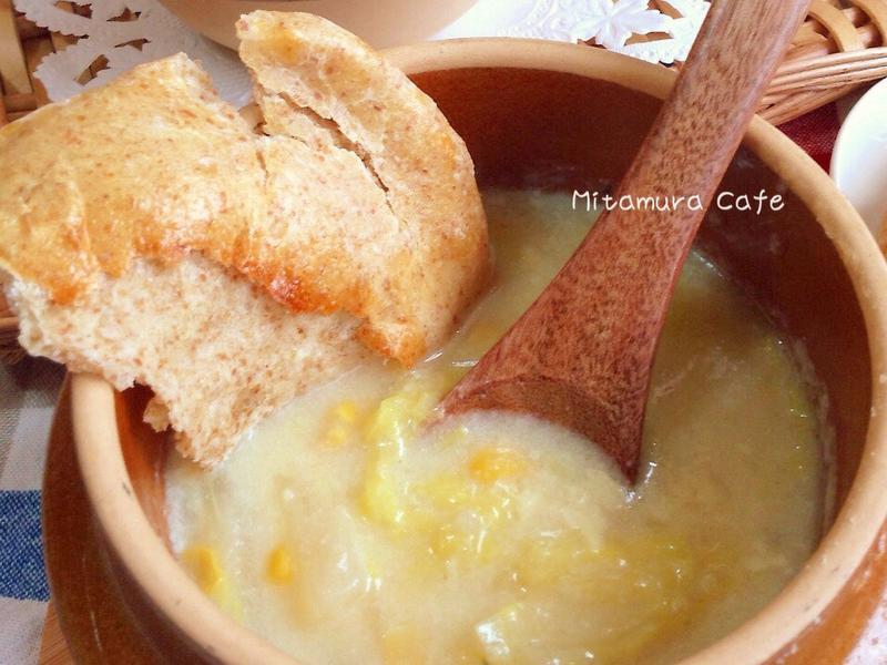 奶油白菜濃湯