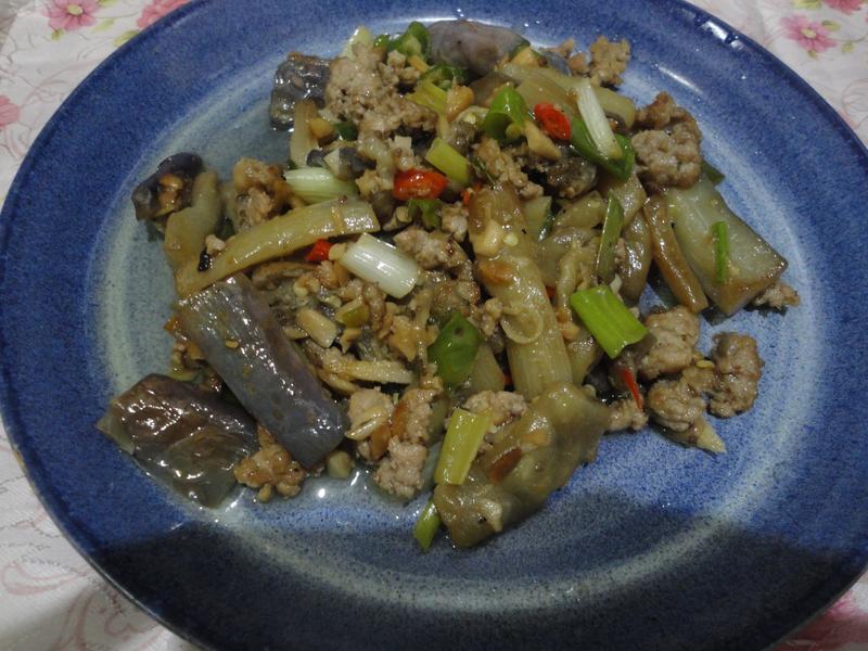 魚香雙茄(淬釀真心食堂)