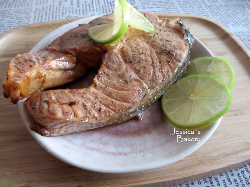 糖燻鮭魚(鑄鐵鍋)
