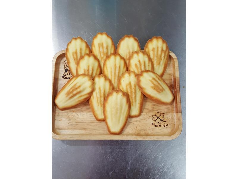 貝殼蛋糕【1Y+點心】