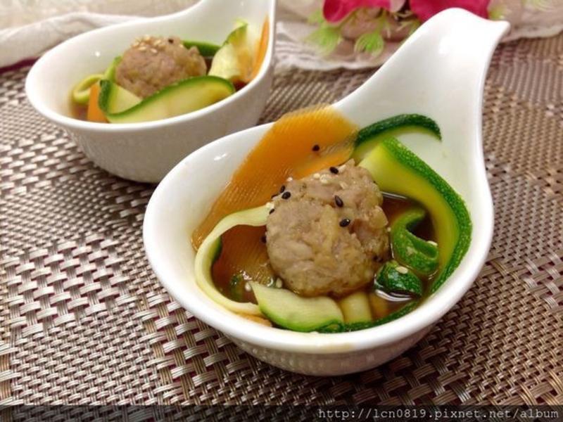 照燒芋頭肉丸子(家樂福廚神大賽2015)
