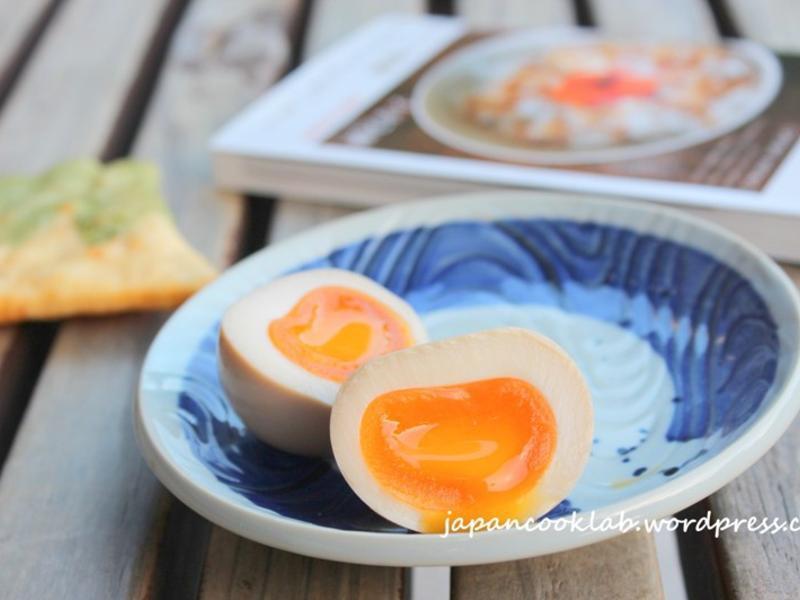 醬油溏心蛋 (味玉子)
