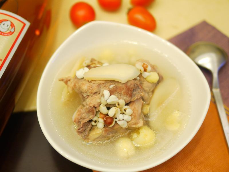 四神排骨湯(純米卡有味)