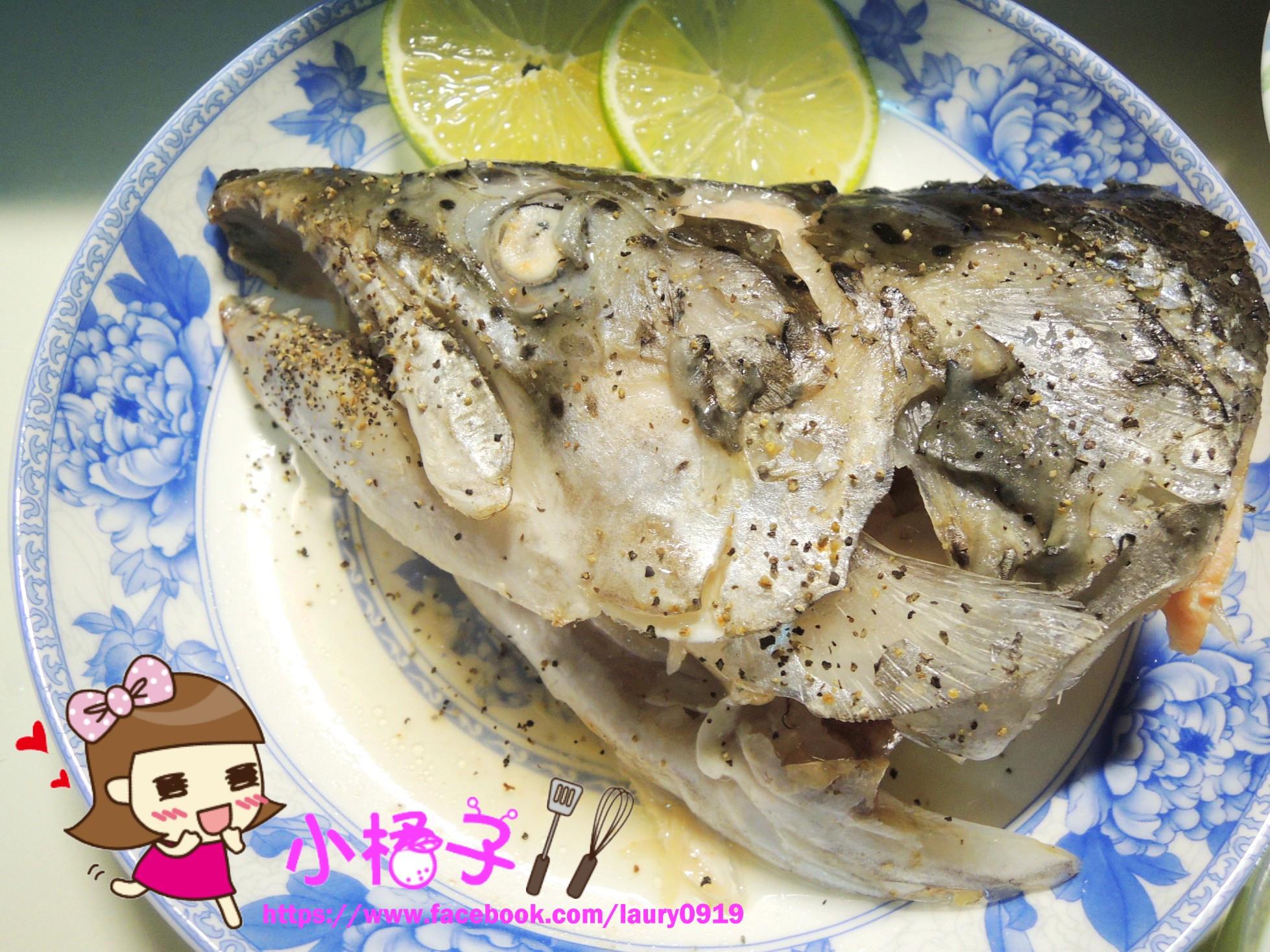 香煎鮭魚頭
