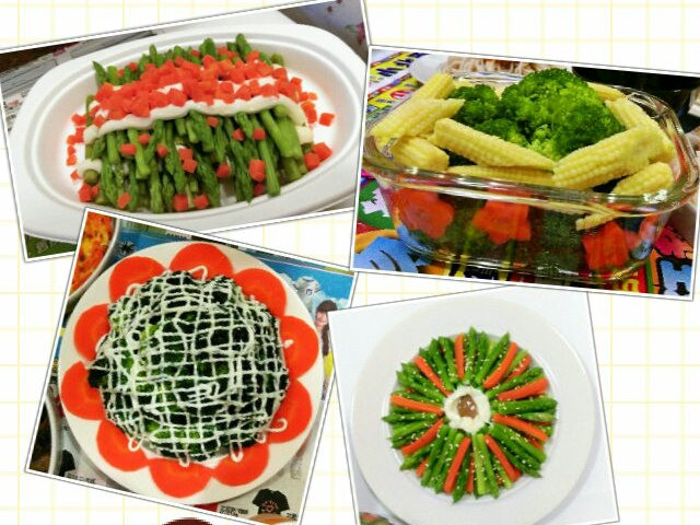 【百變川燙蔬菜】