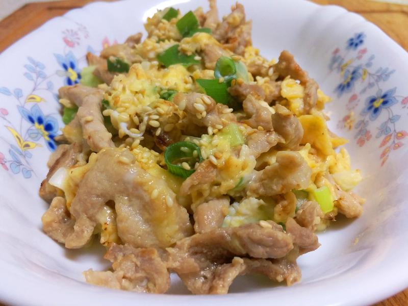 滑蛋豬肉【家樂福廚神大賽2015】
