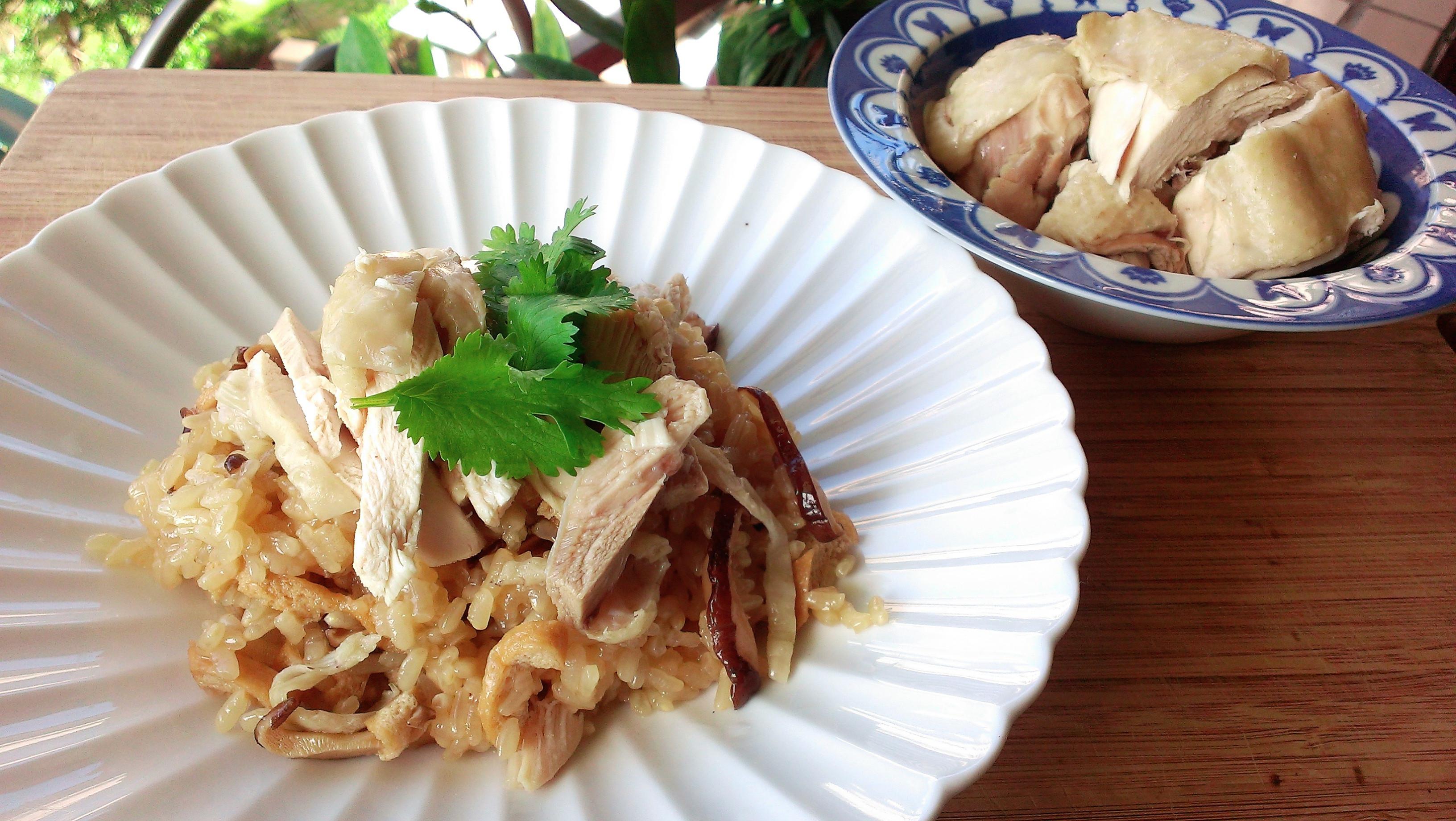 桂丁雞炊飯 『桂丁土雞創意吃』