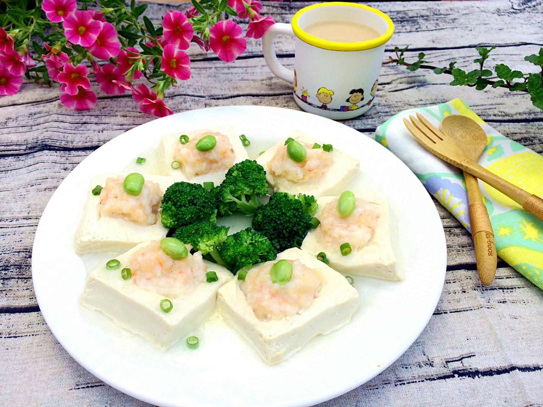 鮮蝦釀豆腐【歡慶大同電鍋55週年】