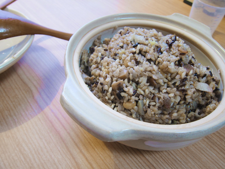 [廚男料理筆記] 香菇臘肉菜飯