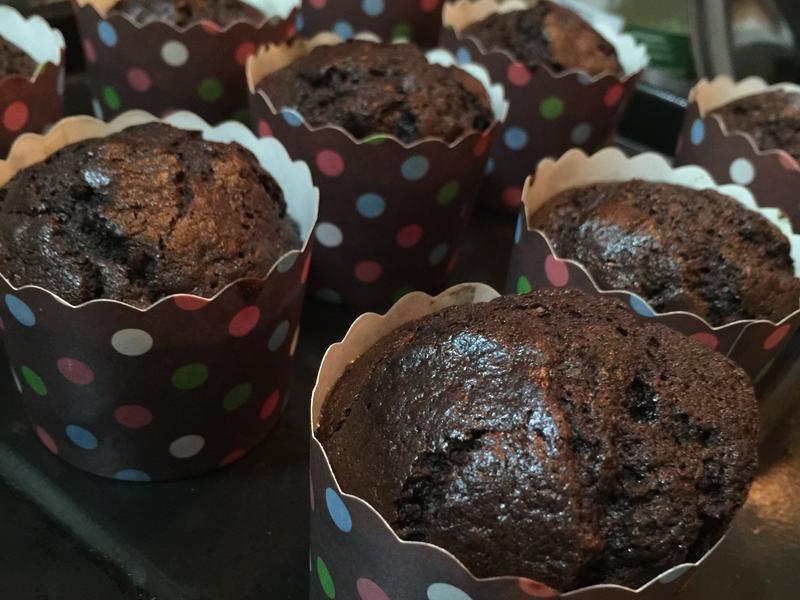 香蕉巧克力瑪芬 /麦芬 /Muffins