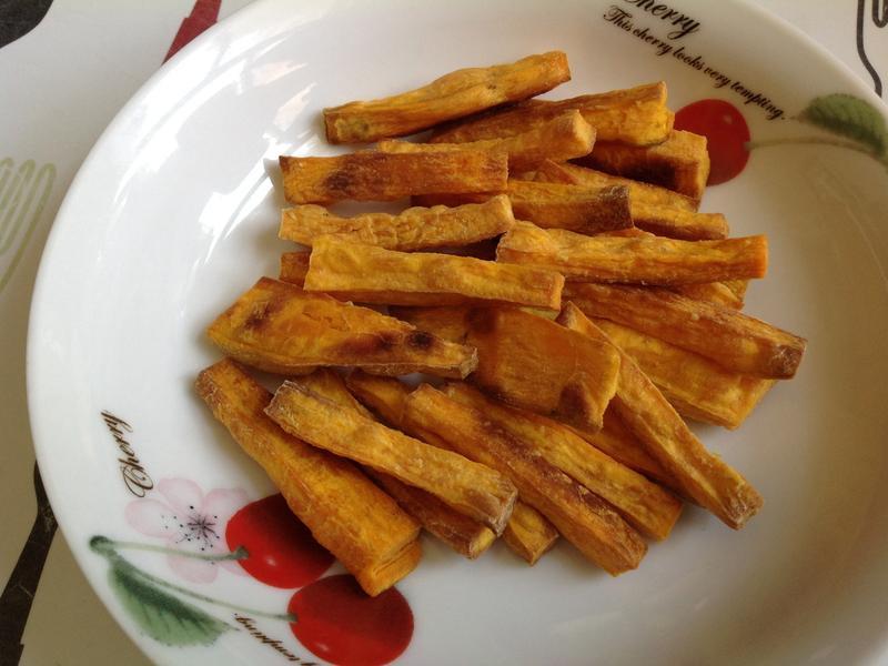 烤薯條【副食品9-12個月】