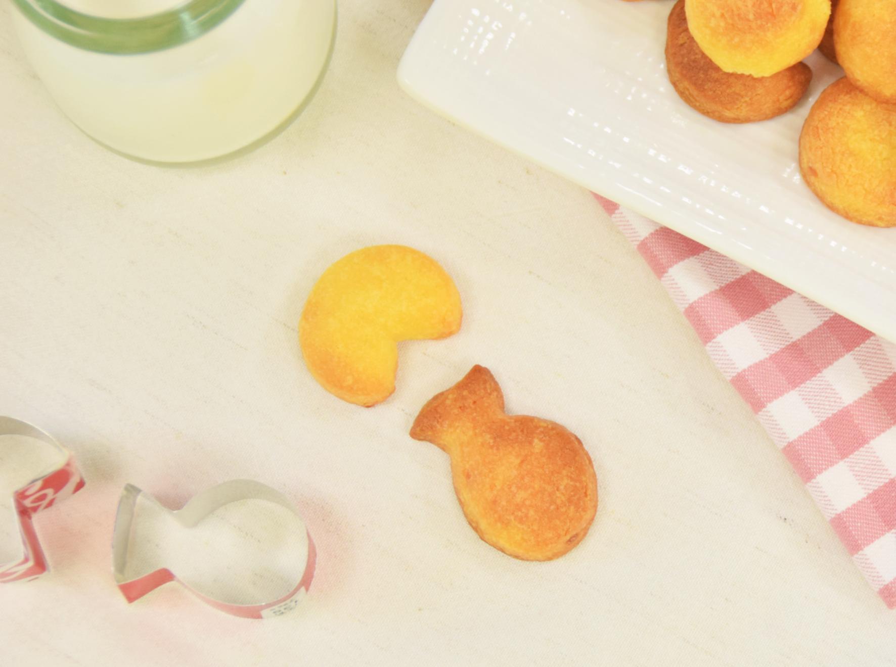 餅乾模型DIY - 小精靈篇