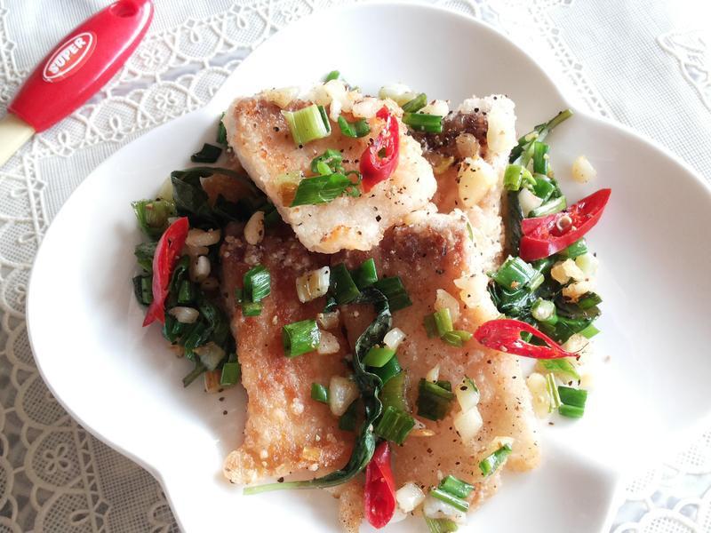 臺灣鯛15分鐘好料理—【椒鹽魚片】
