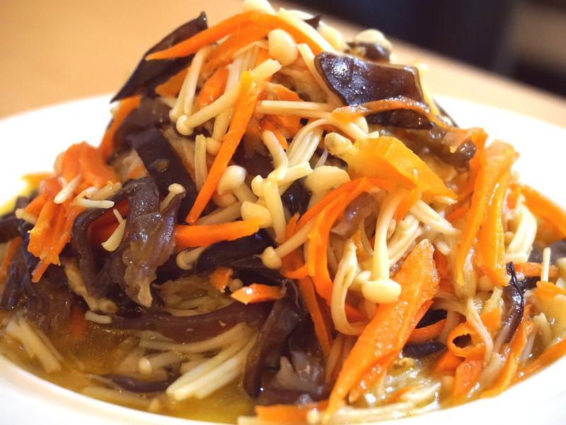 彩燴三蔬《家樂福廚神大賽2015》