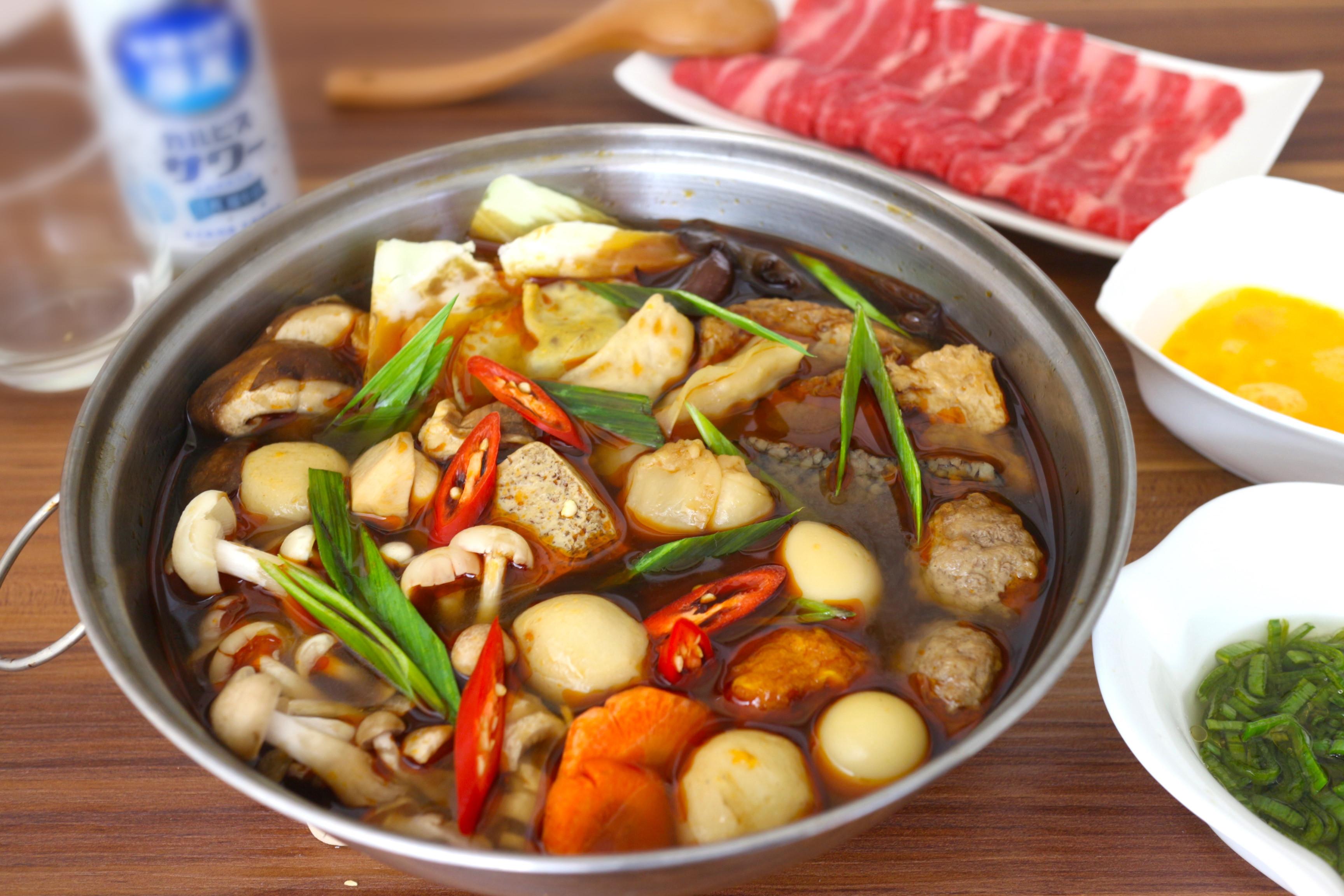 小蒙牛川味麻辣鍋【全聯火鍋祭】