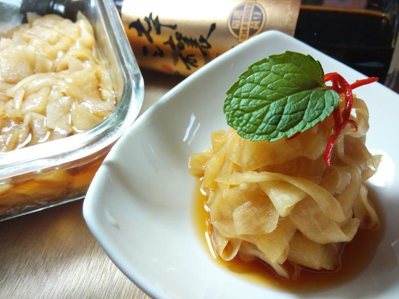 醬香蘿蔔泡菜【淬釀真心食堂】