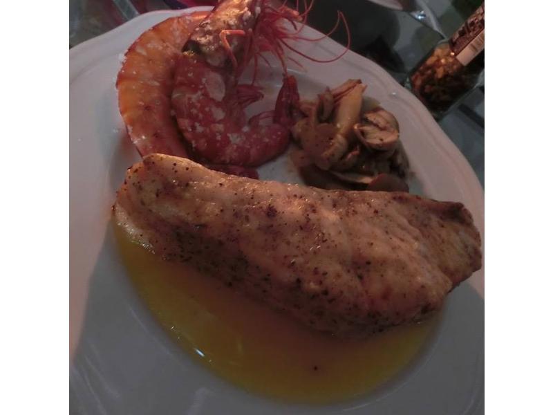 橙汁鮭魚(無油鍋可做)