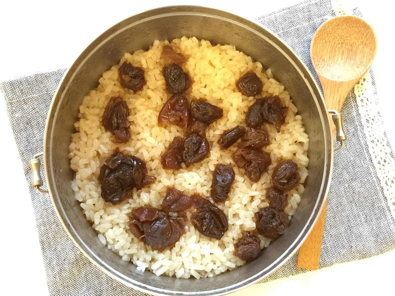 冷冬暖胃糯米桂圓飯-電鍋料理