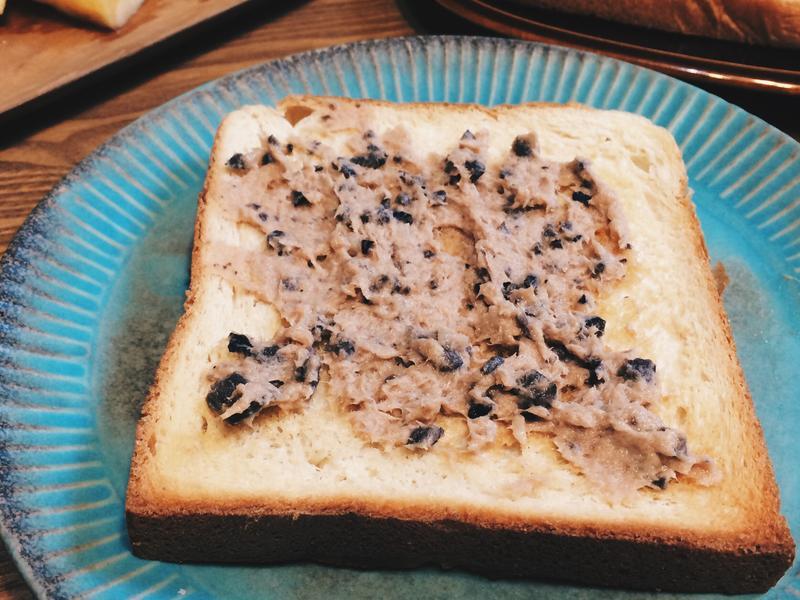 黑橄欖鮪魚醬