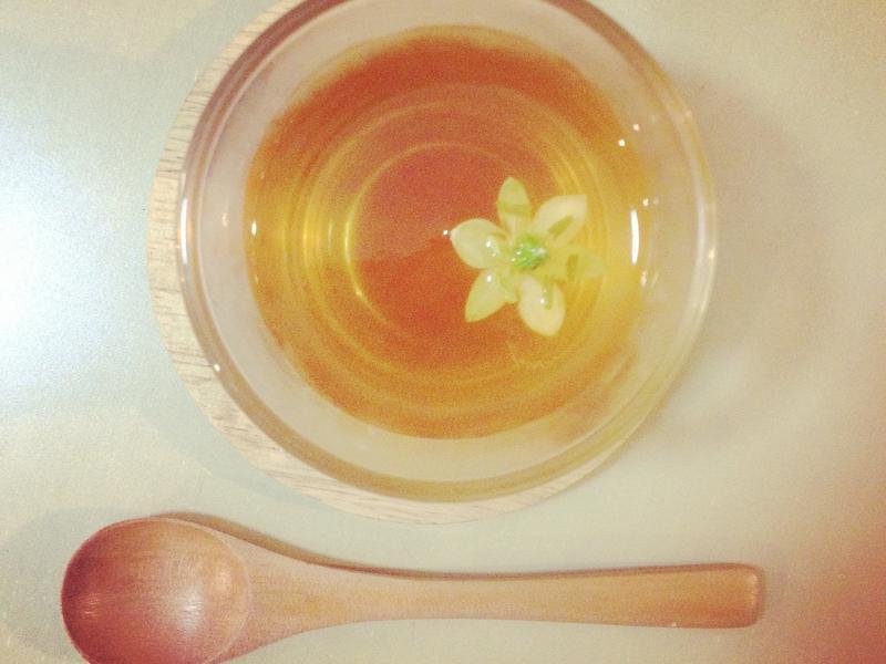 【派對小點】蜂蜜花茶凍