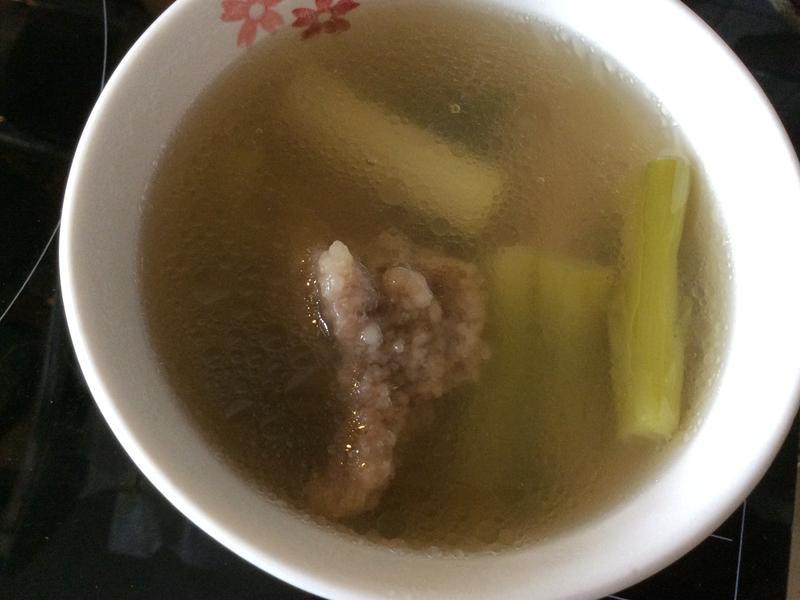 排骨酥湯(電鍋版)