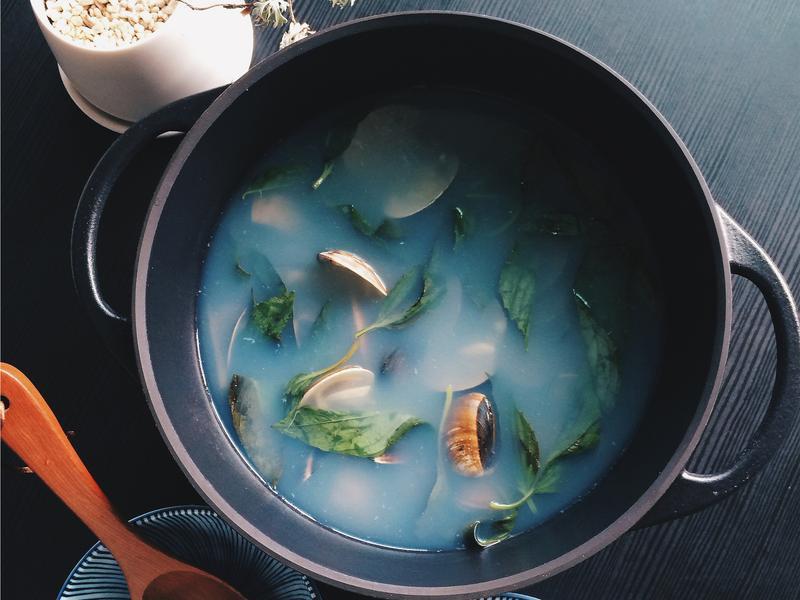 喝多了還是會醉的蛤蜊醒酒湯