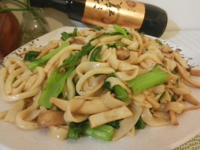 炒麵-淬釀真心食堂