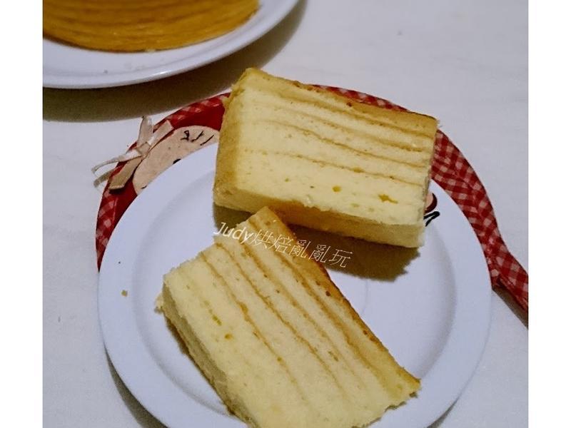 偽~蜂蜜千層蛋糕