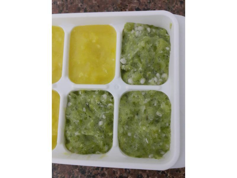 秋葵泥(副食品4-8個月)