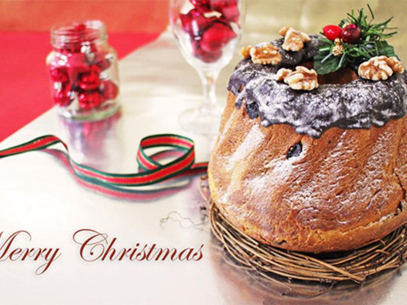 咕格霍夫Kugelhop 聖誕蛋糕