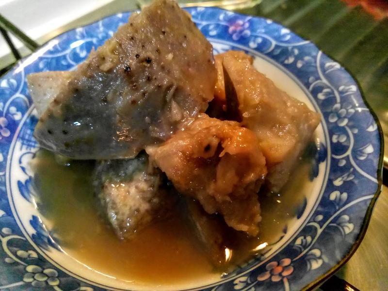 中式甜點~蜜芋頭