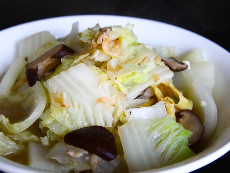 鮮甜開陽白菜