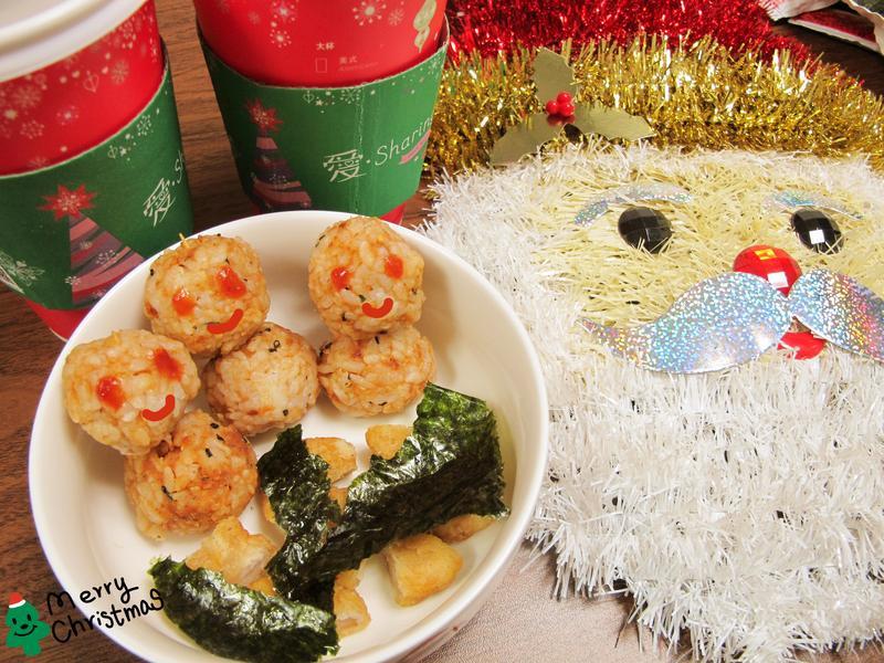 雪人飯糰_小七派對美食
