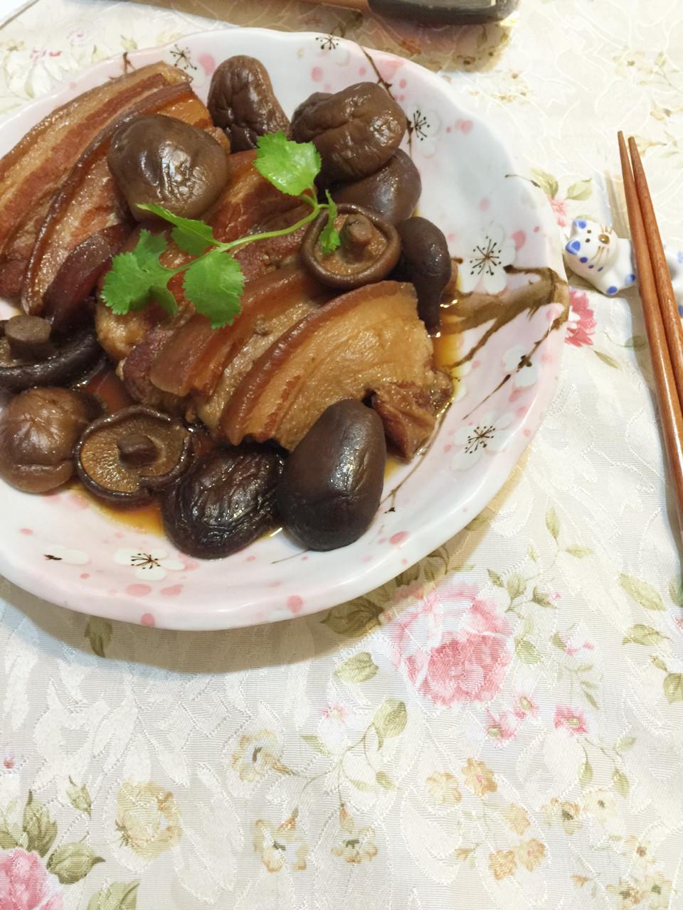 紹興~香菇滷肉【歡慶大同電鍋55週年】