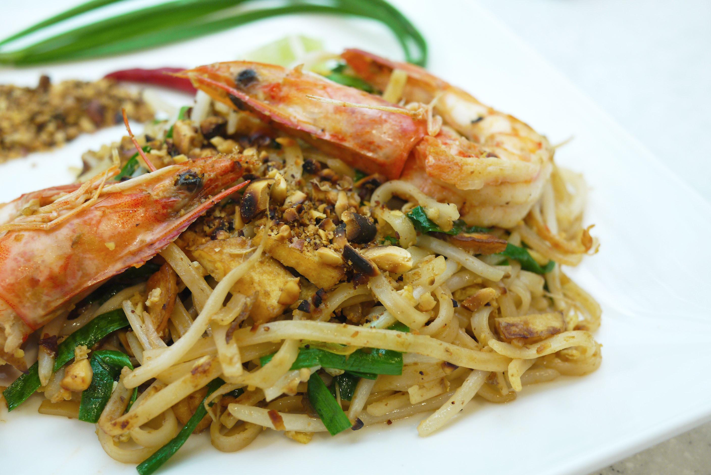 [南洋風] 泰式炒麵 Pad Thai