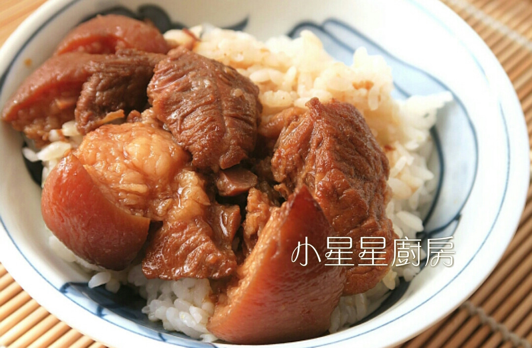 簡易電鍋滷肉