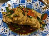 【中式料理】家常煎豆腐