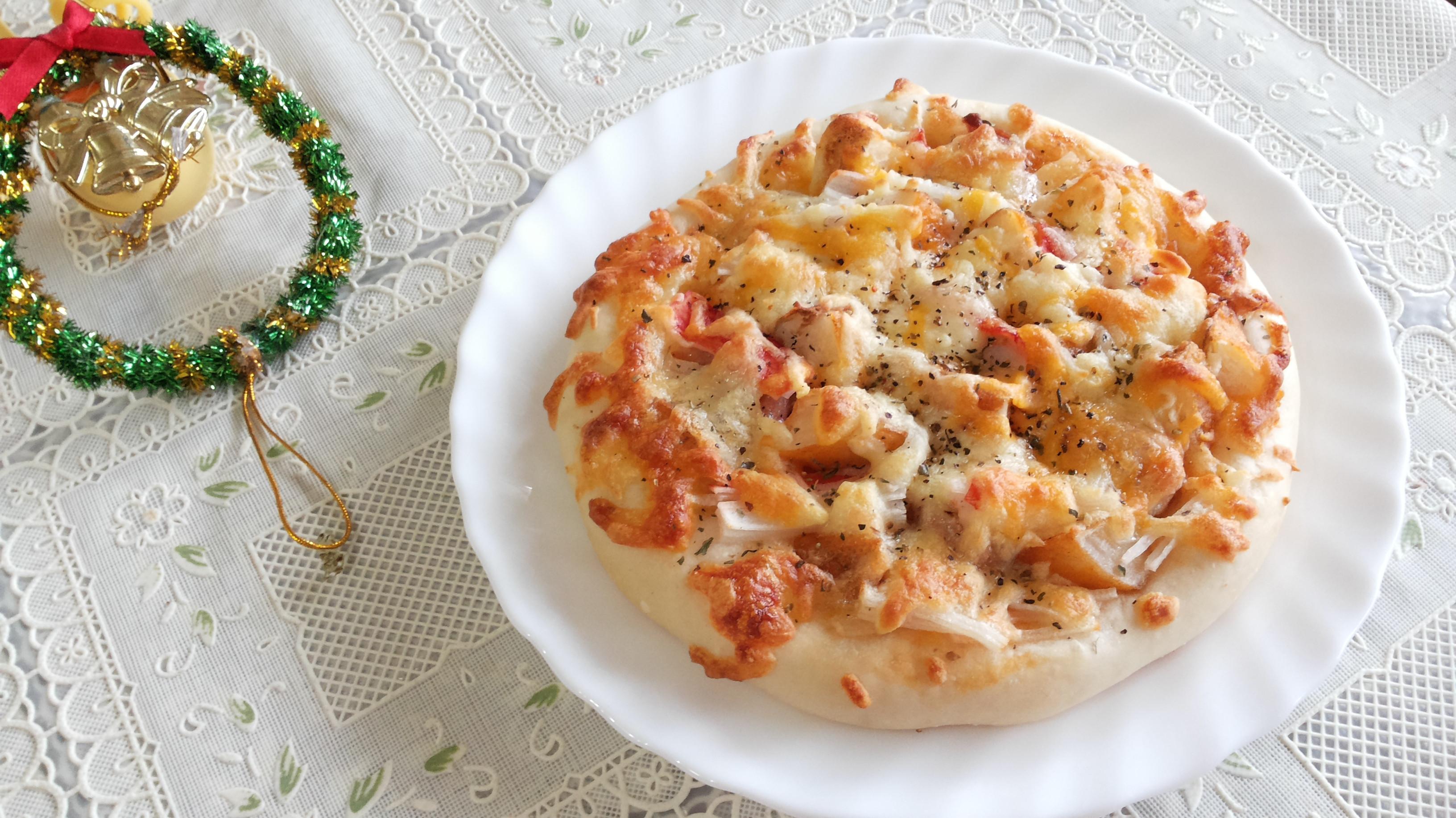 馬鈴薯條披薩【小七派對美食】