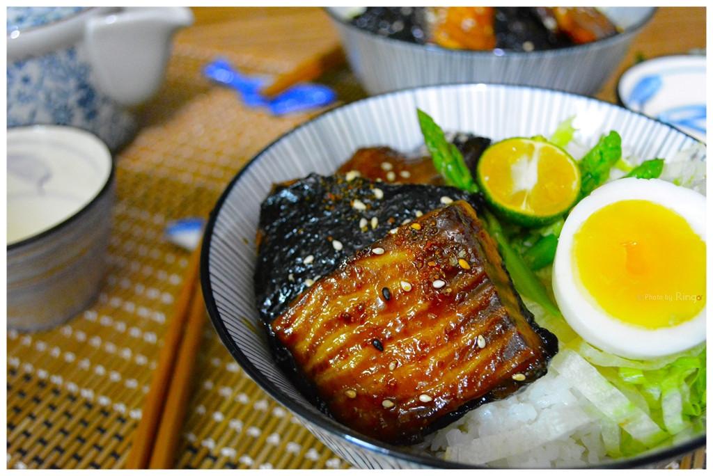 臺灣鯛15分鐘好料理【蒲燒鯛魚】