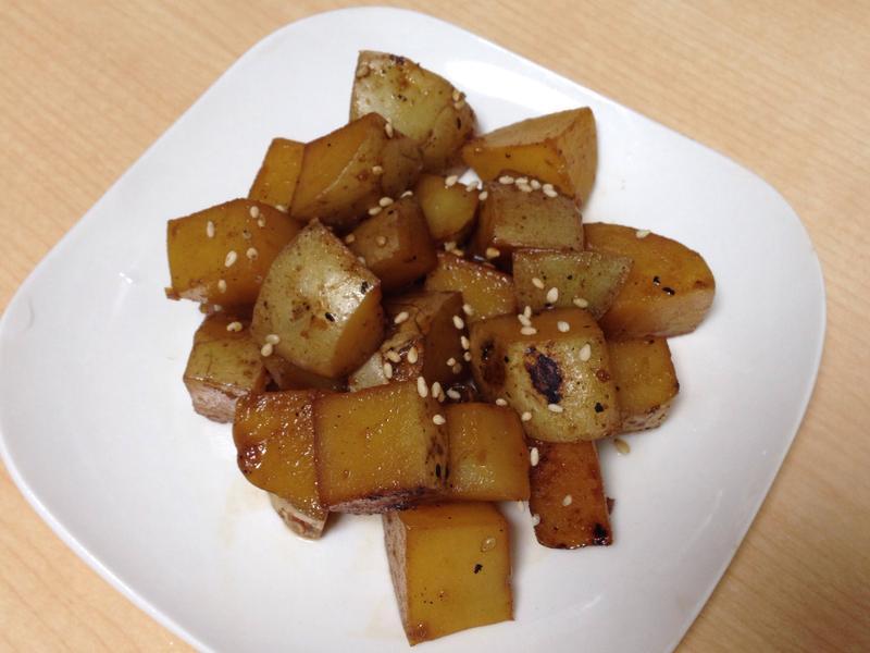 韓國小菜✡*韓式馬鈴薯