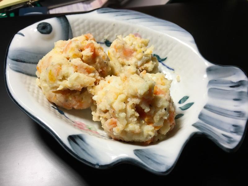 馬鈴薯沙拉-自製✋美乃滋(多種吃法)