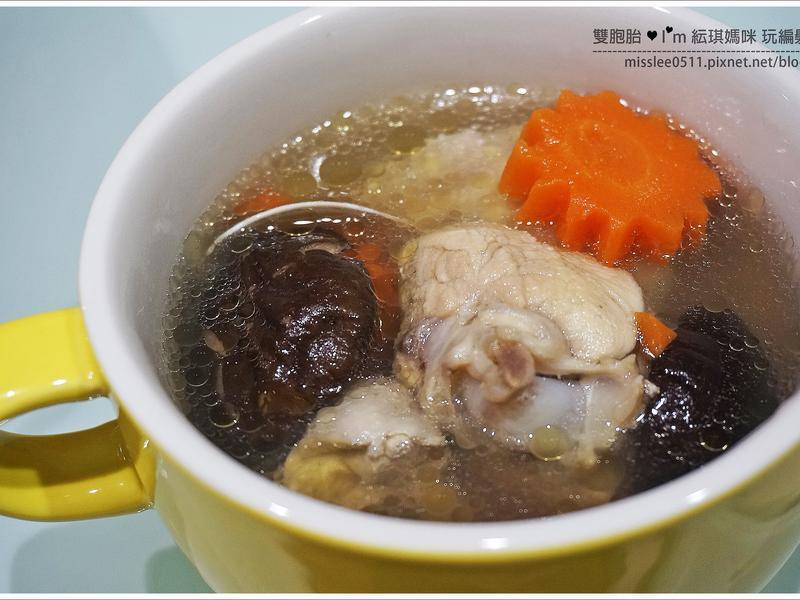 【香菇雞湯】怎麼煮湯汁才鮮美入味