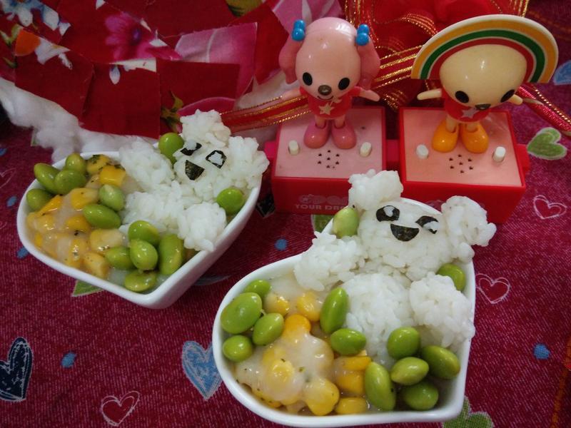 北極熊泡湯趣【小七派對美食】