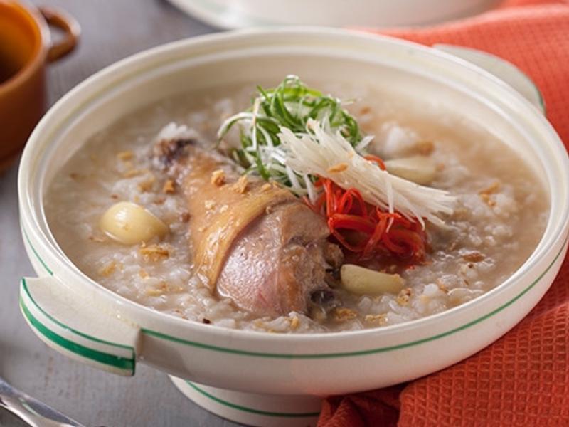 菲律賓式雞肉粥