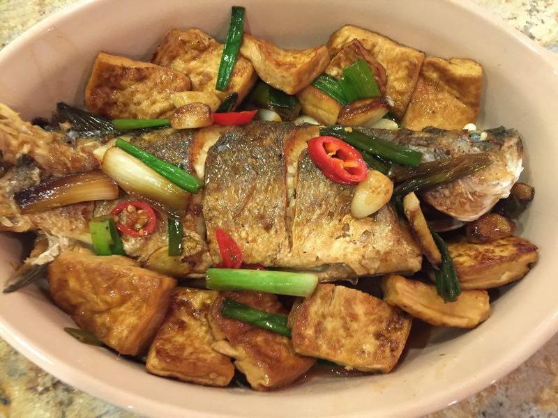 紅燒魚/紅燒豆腐 (年菜推薦)