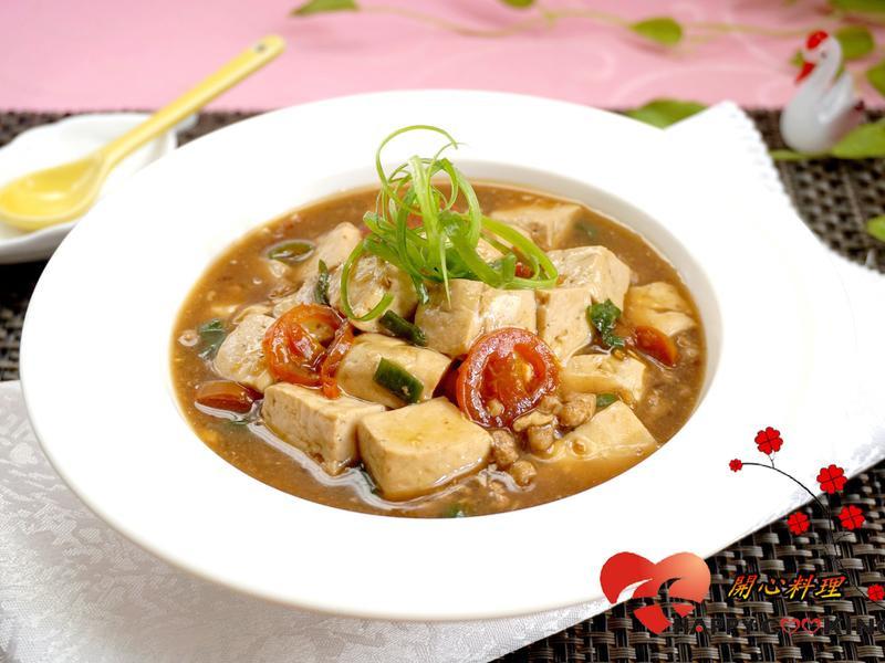 肉末蕃茄燉豆腐【歡慶大同電鍋55週年】
