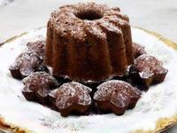 咕咕霍夫巧克力蛋糕