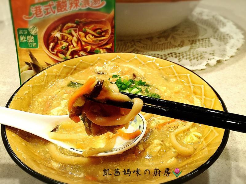 傳統美食:打滷麵🎶