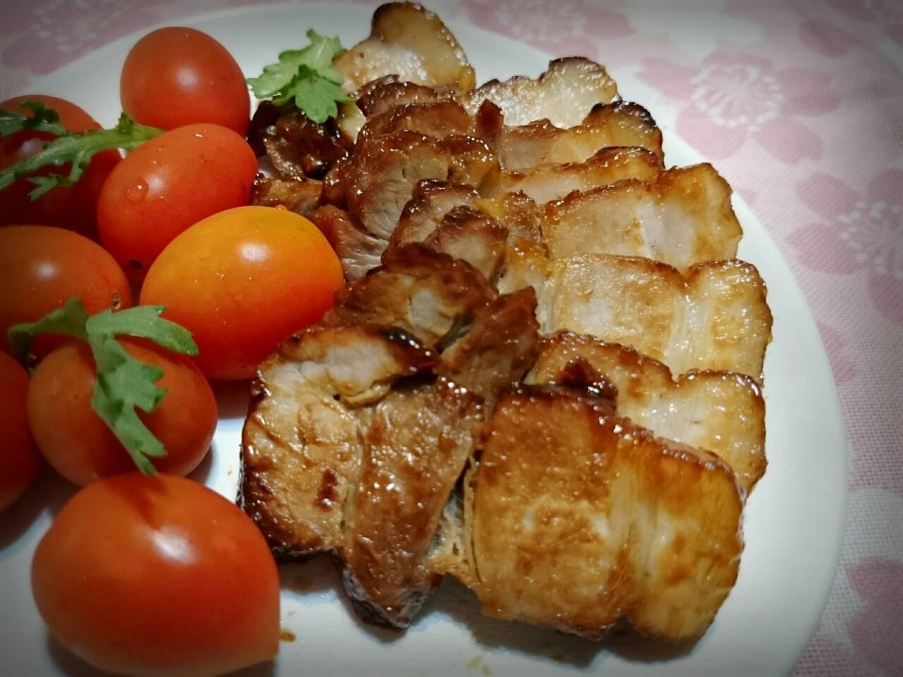 簡易腐乳叉燒肉