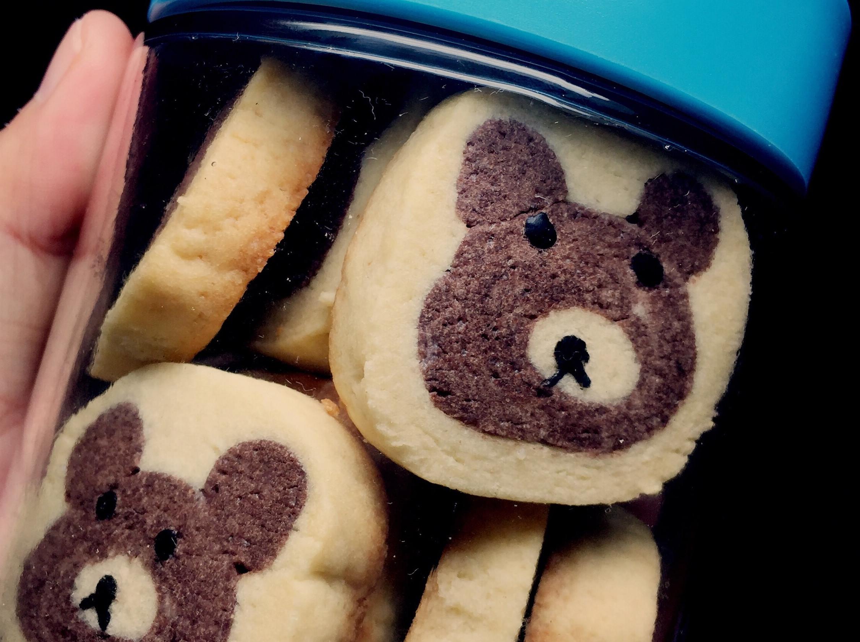 熊熊餅乾🍪 約35片[時間約2.5時]